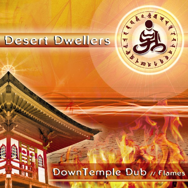 Downtemple Dub | Flames – Various Artists – CD