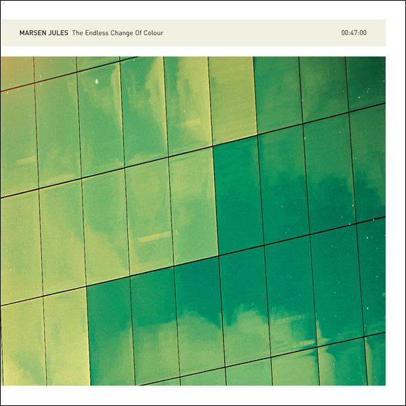 MARSEN JULES | The Endless Change Of Color (12k) – CD