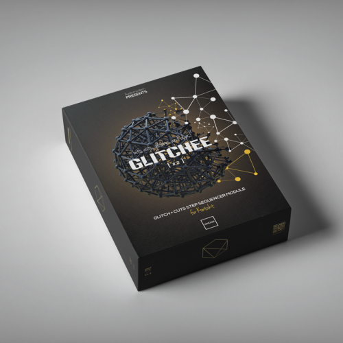 GLITCHEE II | Kontakt Instrument (Audiomodern)