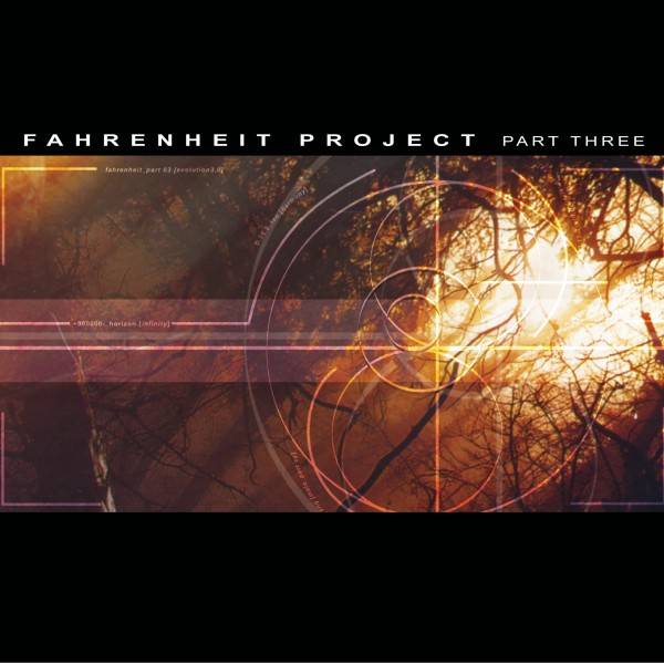 VA – FAHRENHEIT PROJECT 3 – Download 16bit – CD  (Ultimae Records)