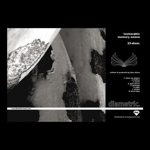 ISOMORPHIC Memory Weave (Diametric) CD