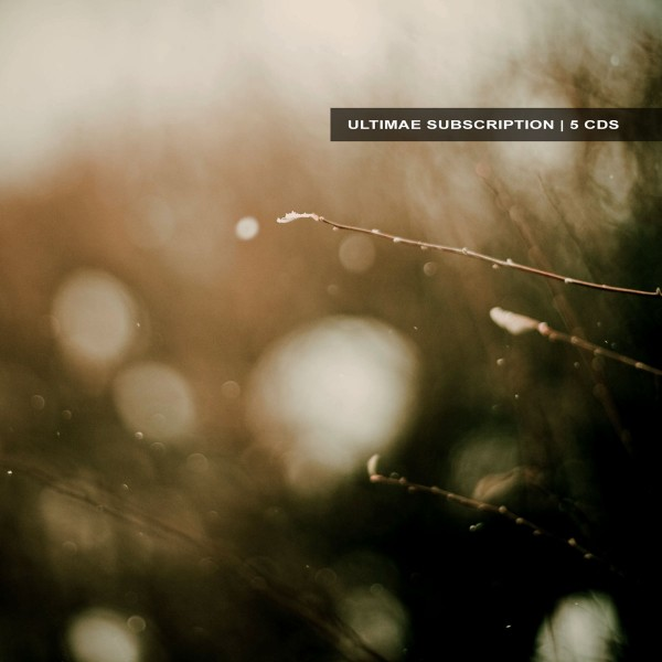 ULTIMAE SUBSCRIPTION | 5 CDs (Ultimae Records)