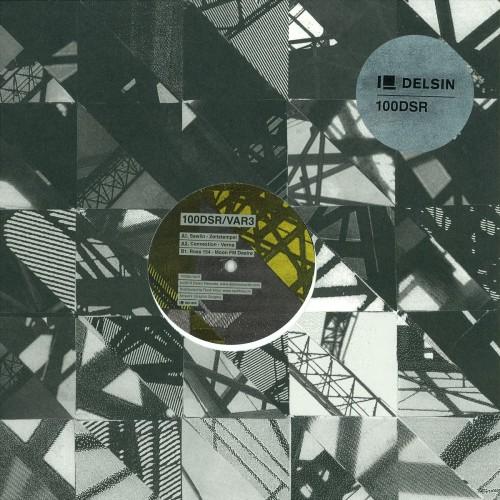 100DSR/VAR3 - Various Artists (Delsin) - Vinyl