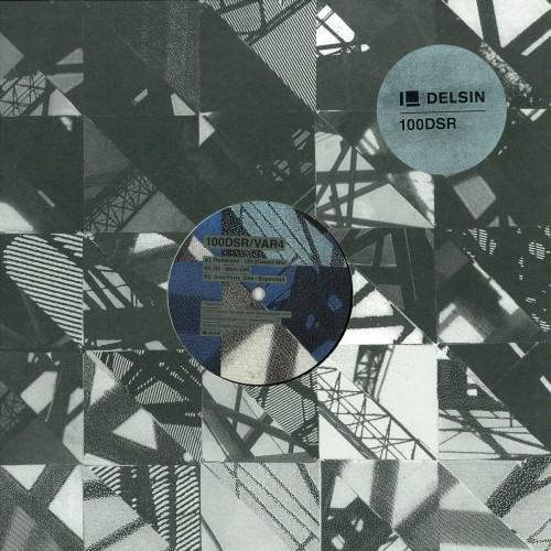 100DSR/VAR4 - Various Artists (Delsin) - Vinyl