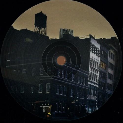 FLUXION | Broadwalk Tales EP (Echocord) - Vinyl