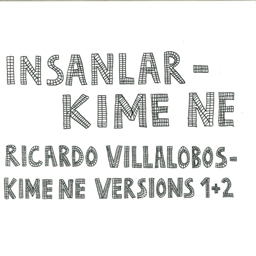 INSANLAR | Kime Ne (Honest Jon's Records) - Vinyl