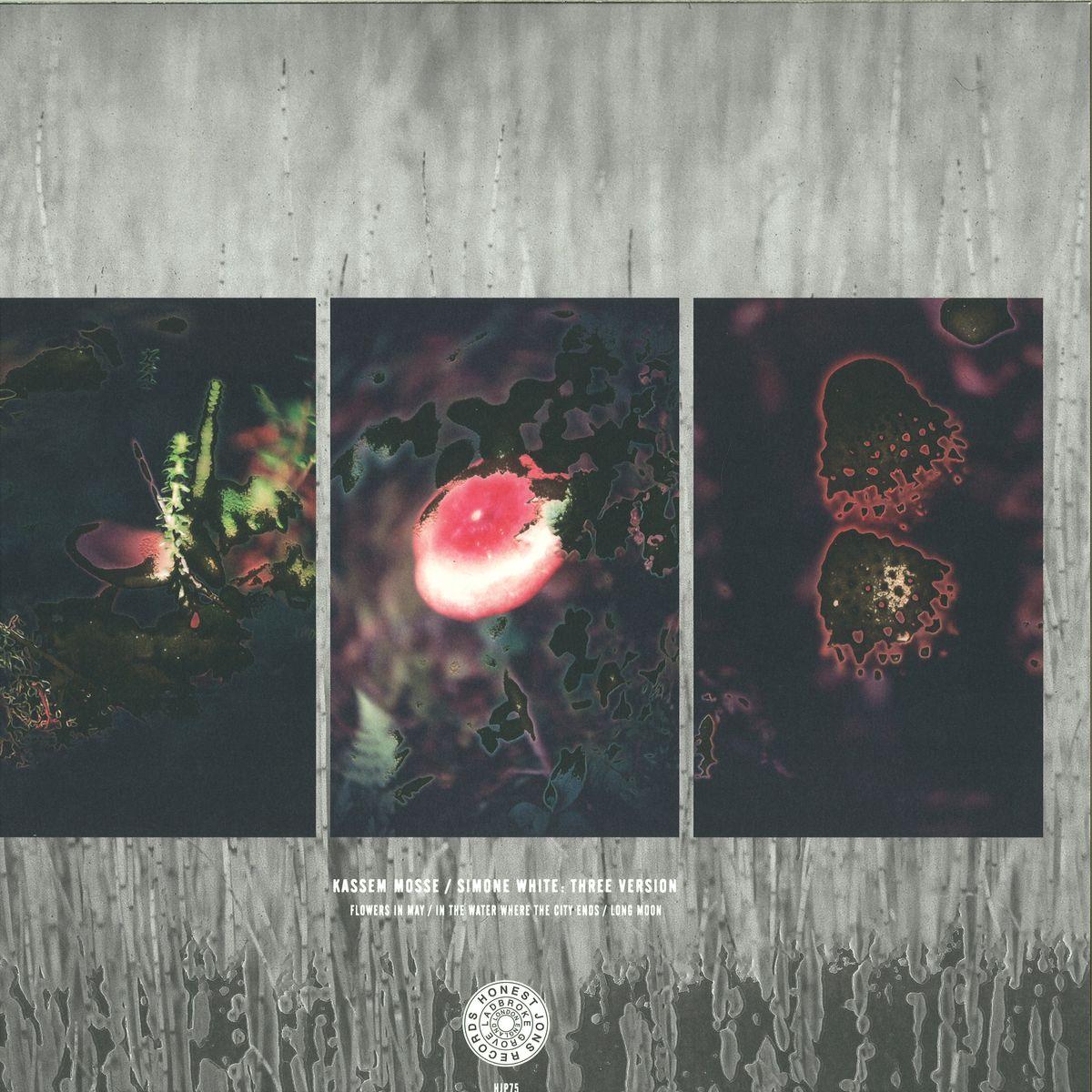 Kassem Mosse Simone White Three Versions