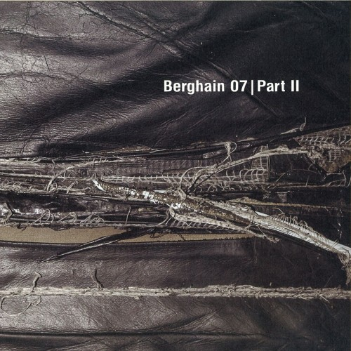 Berghain 7 | Part II - Various Artists (Ostgut Ton) - Vinyl