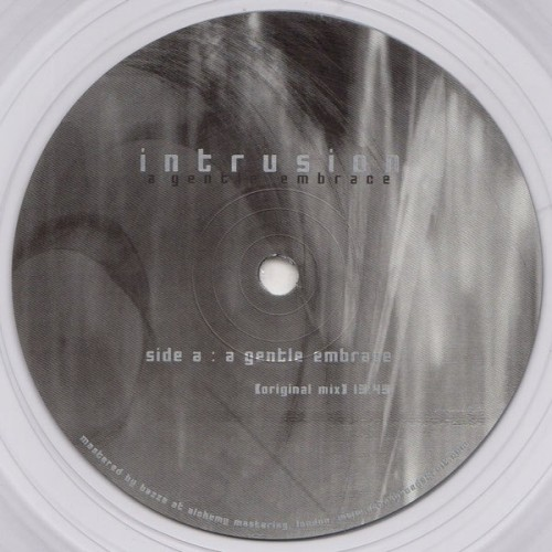 INTRUSION | A GentlEmbrace (Echospace) - Vinyl (Echospace) - Vinyl