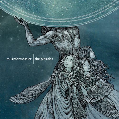 MUSICFORMESSIER | The Pleiades (UAE Records) - CD