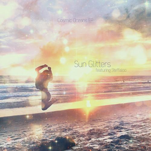 SUN GLITTERS | Cosmic Oceans (Lebensstrasse) - Vinyl