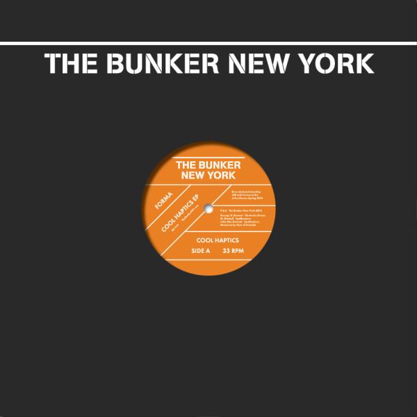 FORMA | Cool Haptics (The Bunker New York) – Vinyl