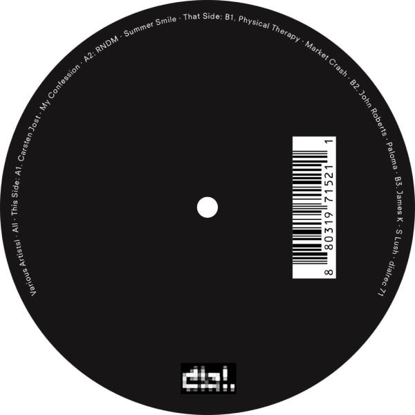 All Pt.2 – Various Artists | Dial Records – Vinyl