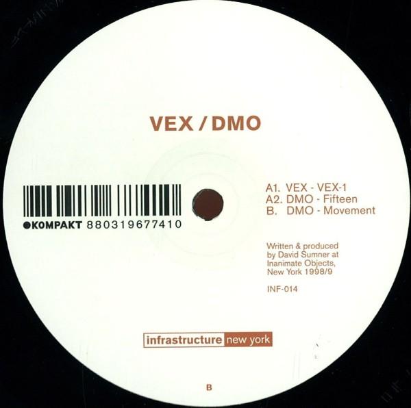 Vex   Dmo (Infrastructure New-York) – Vinyl