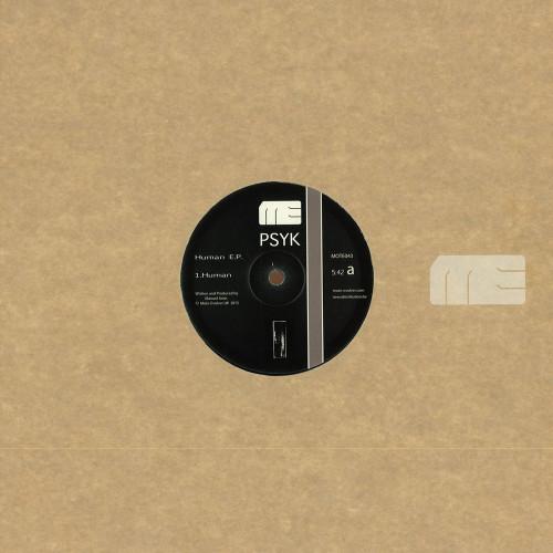 PSYK | Human (Mote-Evolver) - Vinyl