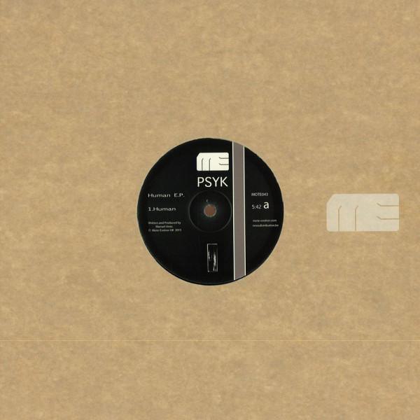 PSYK | Human (Mote-Evolver) – Vinyl