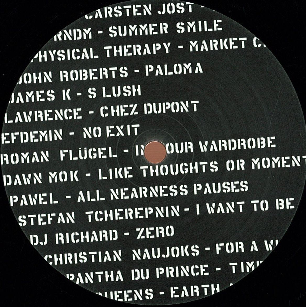 Last Exit Cassette Recordings 87