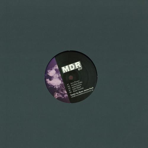 RYAN JAMES FORD | Mdr 17 (Marcel Dettmann Records)