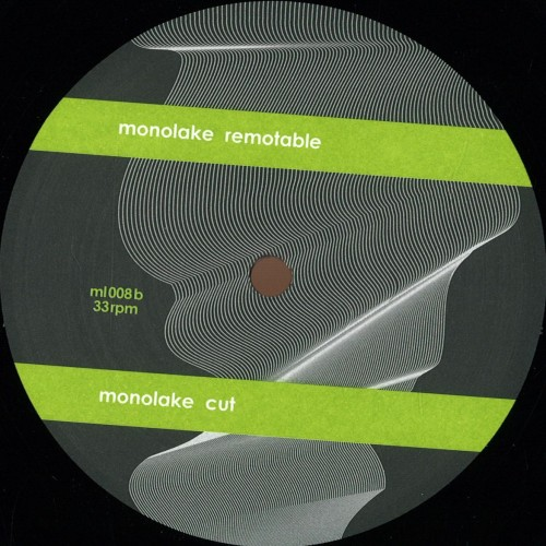 MONOLAKE | Bicom Remoteable Cut - Vinyl
