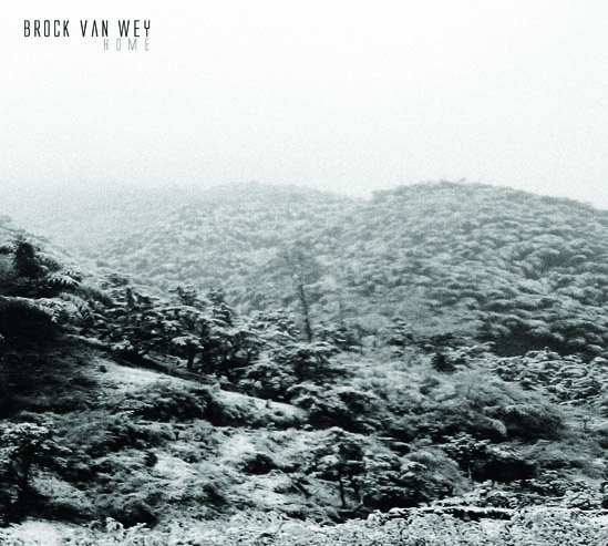 BROCK VAN WEY | Home (Echospace) – CD