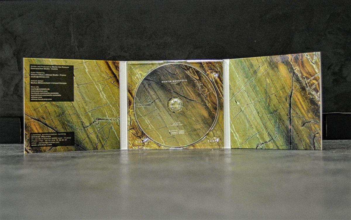 Martin Nonstatic Granite Cd Ultimae Records