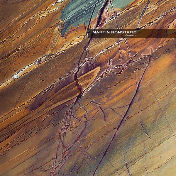 MARTIN NONSTATIC | Granite – CD/Download (Ultimae Records)