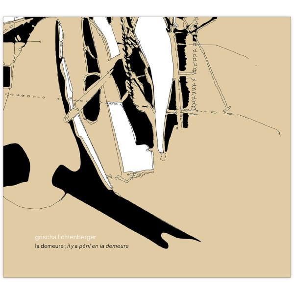 GRISCHA LICHTENBERGER | La Demeure (Raster-Noton)