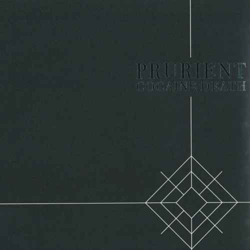 PRURIENT | Cocaine Death (Hospital Productions) - Vinyl
