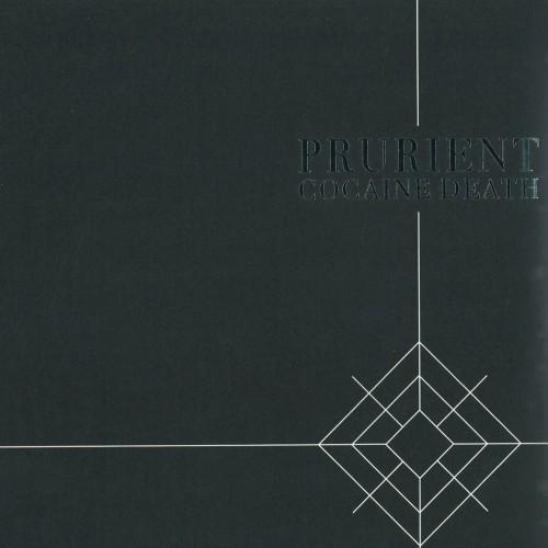 PRURIENT | Cocaine Death (Hospital Productions) - Vinyl