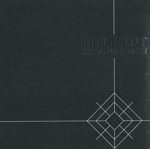 PRURIENT | Cocaine Death (Hospital Productions) – Vinyl