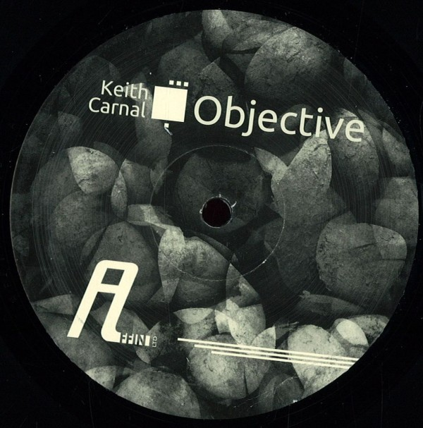 KEITH CARNAL | Objective (Affin) – Vinyl