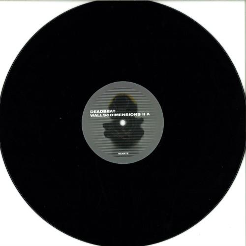 DEADBEAT | Walls And Dimensions II (BLKRTZ) - Vinyl
