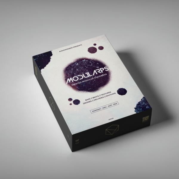 ModulARPS | Kontakt Instrument & Sample Pack (Audiomodern)