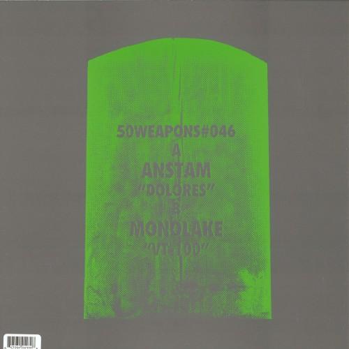 ANSTAM / MONOLAKE | Dolores / Vt-100 (50Weapons) - EP