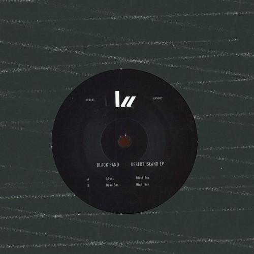 BLACK SAND | Desert Island (Kynant Records) - Vinyl
