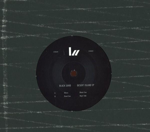 BLACK SAND | Desert Island (Kynant Records) – Vinyl