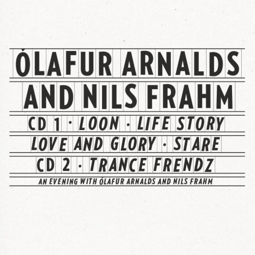 ARNALDS / FRAHM - Collaborative Works (2xCD)