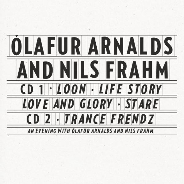 ARNALDS / FRAHM – Collaborative Works (2xCD)