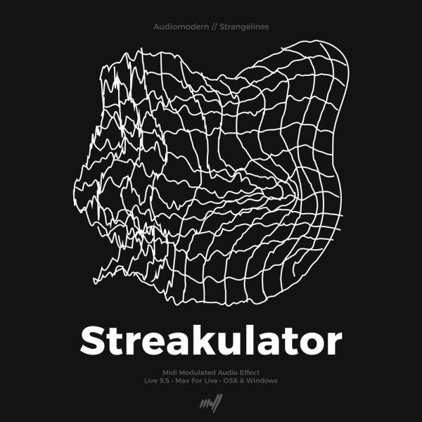STREAKULATOR | Max For Live (Audiomodern)