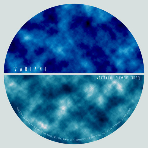 VARIANT | Vortextual [element three] (Echospace Detroit) - CD