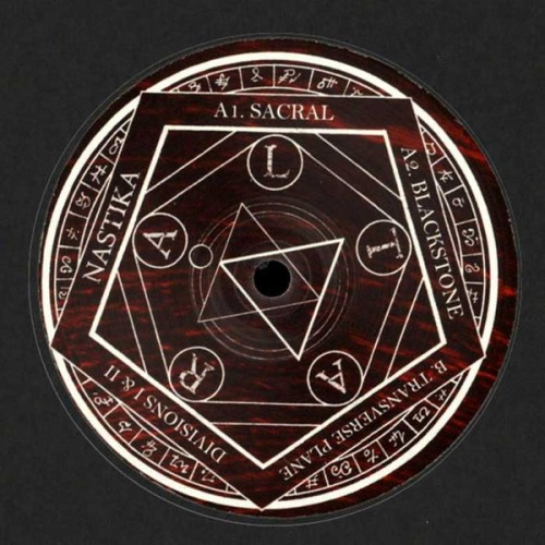 NASTIKA | Sacral (Altar) - Vinyl