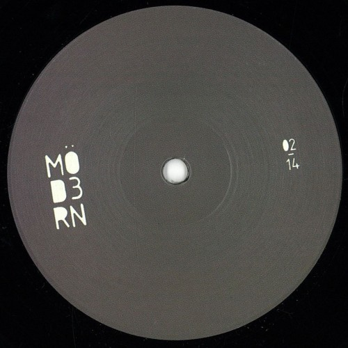 MÖD3RN | 02/14 (Möd3rn Records) - Vinyl