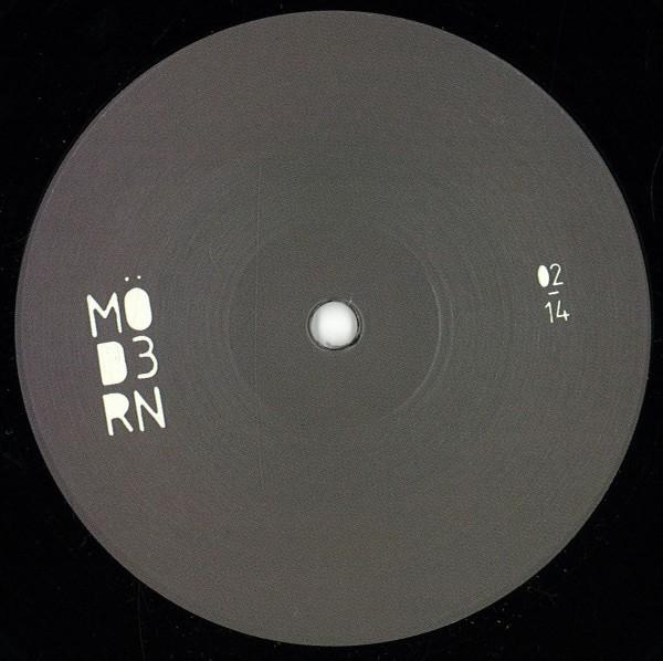 MÖD3RN | 02/14 (Möd3rn Records) – Vinyl