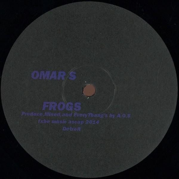 OMAR S | Romancing The Stone (FXHE Records) – Vinyl