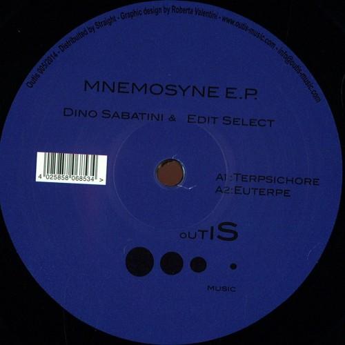 DINO SABATINI & EDIT SELECT | Mnemosyne (Outis Music)