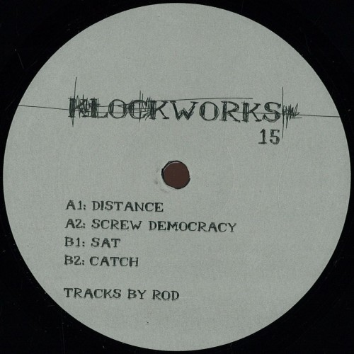 ROD | Distance (Klockworks) - Vinyl