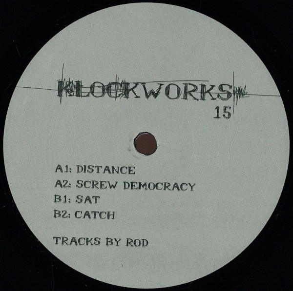 ROD | Distance (Klockworks) – Vinyl