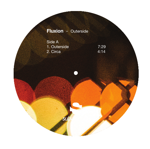 Outerside presents 4 timeless tracks of dub techno from Fluxion, previously only available on the Vibrant Forms II CD on Chain Reaction.