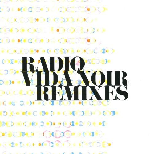 RADIQ | Vida Noir Remixes (Op.Disc) - Vinyl