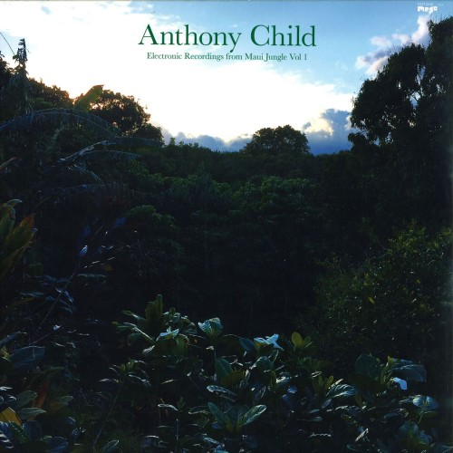 ANTHONY CHILD | Electronic Recordings From Maui Jungle Vol 1